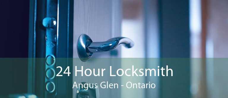 24 Hour Locksmith Angus Glen - Ontario