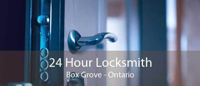 24 Hour Locksmith Box Grove - Ontario
