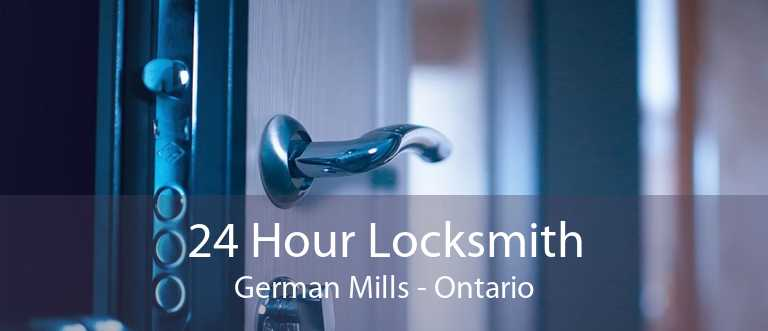 24 Hour Locksmith German Mills - Ontario