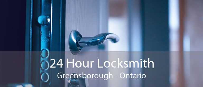 24 Hour Locksmith Greensborough - Ontario