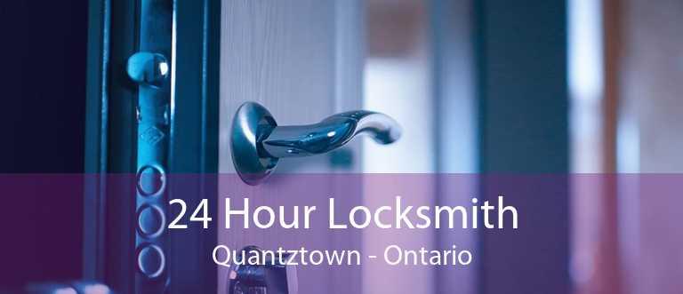24 Hour Locksmith Quantztown - Ontario