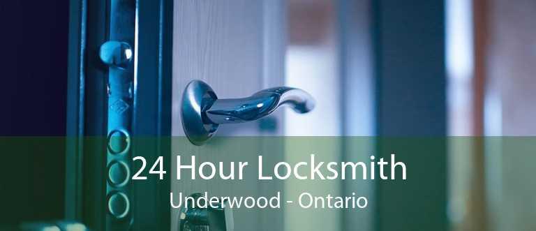 24 Hour Locksmith Underwood - Ontario