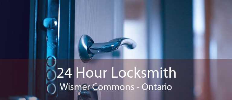 24 Hour Locksmith Wismer Commons - Ontario