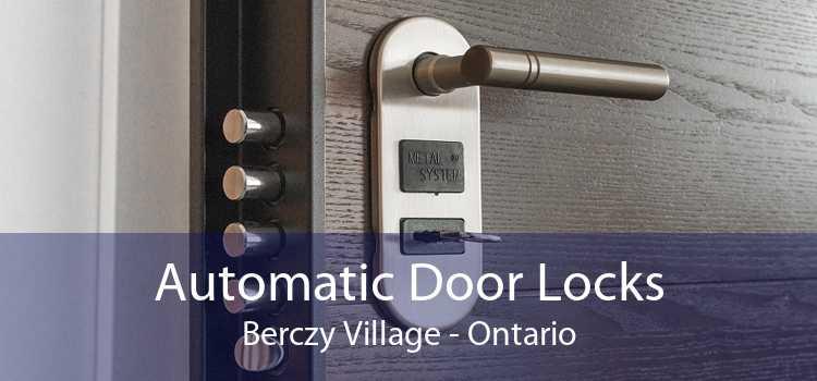 Automatic Door Locks Berczy Village - Ontario