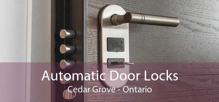 Automatic Door Locks Cedar Grove - Ontario