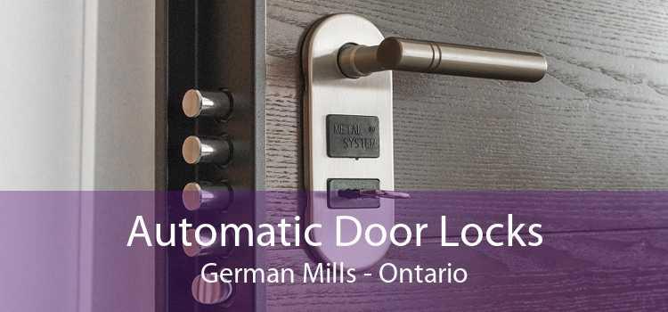 Automatic Door Locks German Mills - Ontario