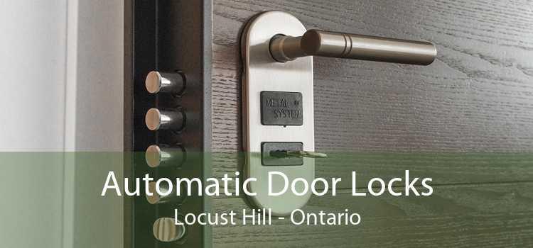 Automatic Door Locks Locust Hill - Ontario