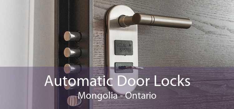 Automatic Door Locks Mongolia - Ontario