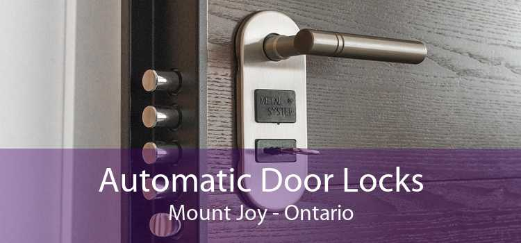 Automatic Door Locks Mount Joy - Ontario