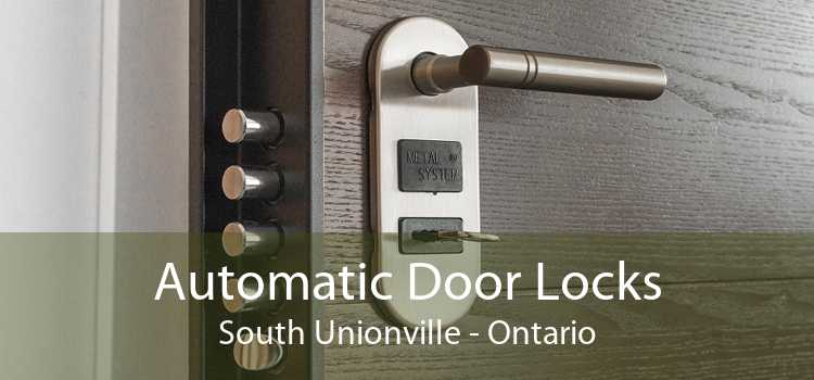 Automatic Door Locks South Unionville - Ontario