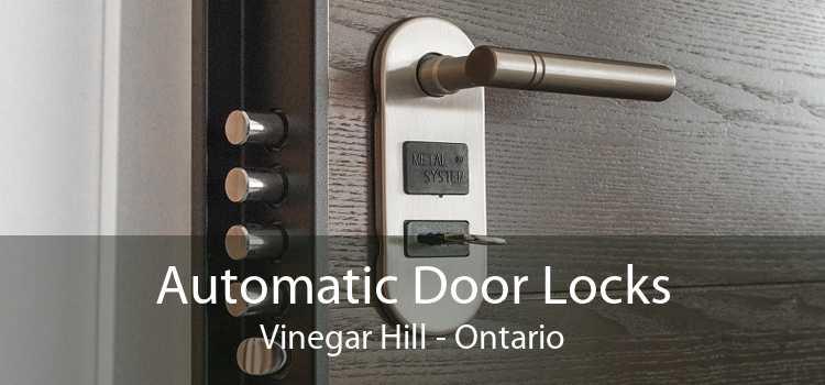 Automatic Door Locks Vinegar Hill - Ontario