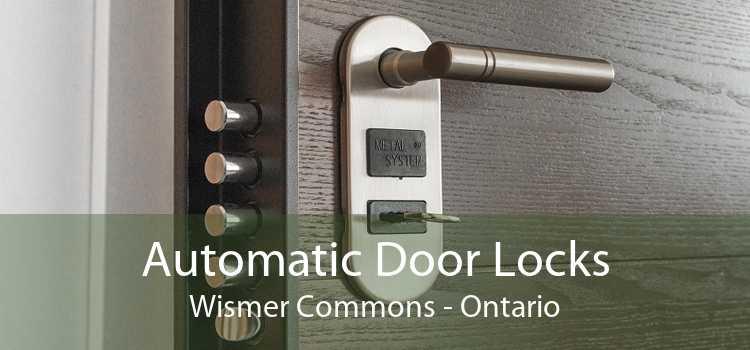 Automatic Door Locks Wismer Commons - Ontario