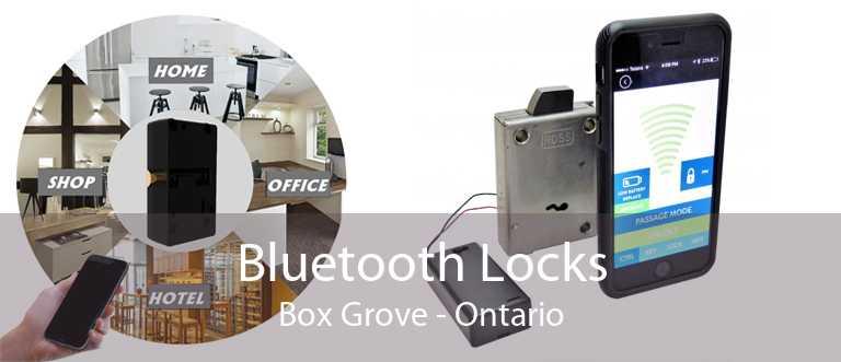Bluetooth Locks Box Grove - Ontario