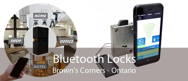 Bluetooth Locks Brown's Corners - Ontario