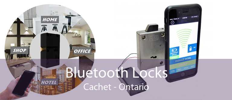 Bluetooth Locks Cachet - Ontario