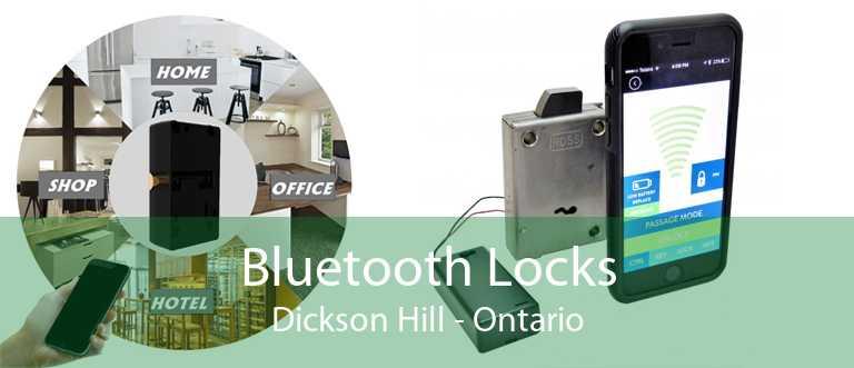 Bluetooth Locks Dickson Hill - Ontario