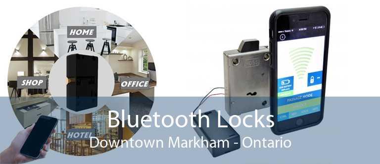 Bluetooth Locks Downtown Markham - Ontario