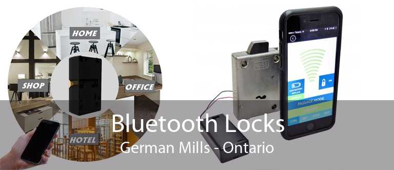 Bluetooth Locks German Mills - Ontario