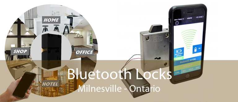 Bluetooth Locks Milnesville - Ontario