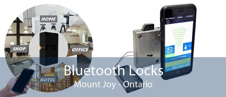 Bluetooth Locks Mount Joy - Ontario