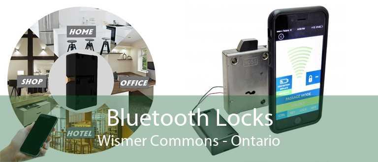 Bluetooth Locks Wismer Commons - Ontario