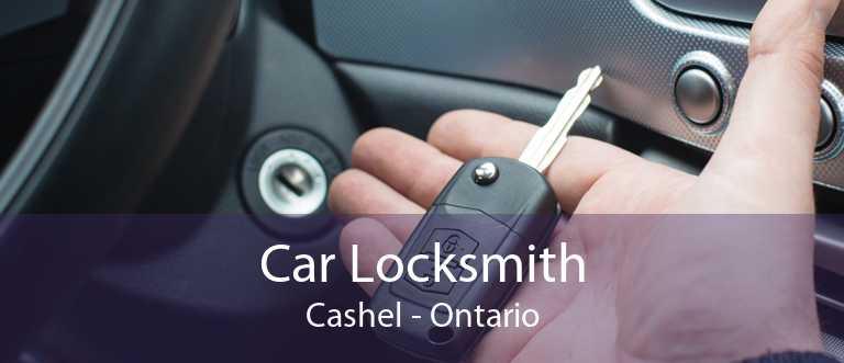 Car Locksmith Cashel - Ontario