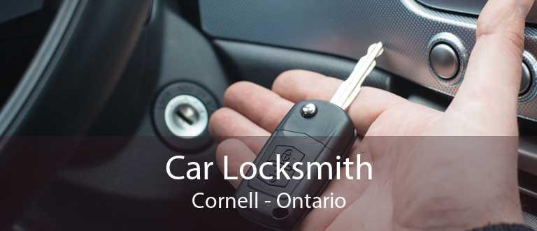 Car Locksmith Cornell - Ontario