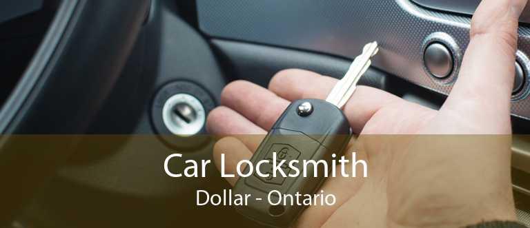 Car Locksmith Dollar - Ontario