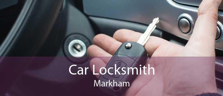 Car Locksmith Markham