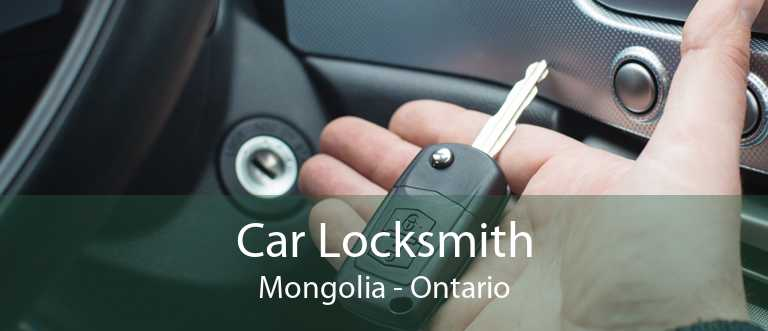 Car Locksmith Mongolia - Ontario