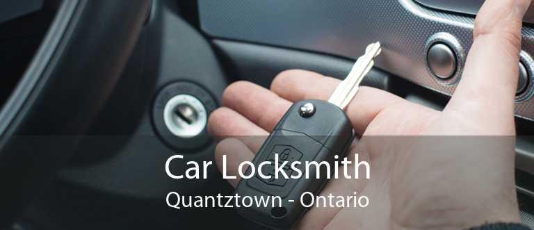 Car Locksmith Quantztown - Ontario