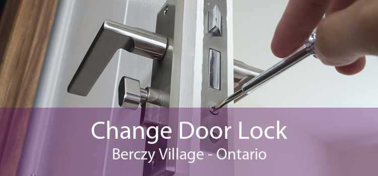Change Door Lock Berczy Village - Ontario