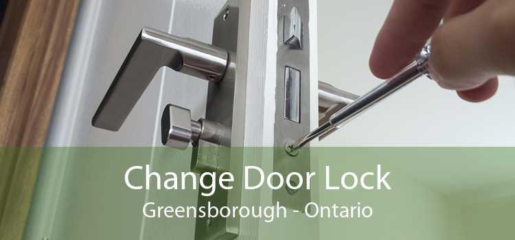 Change Door Lock Greensborough - Ontario