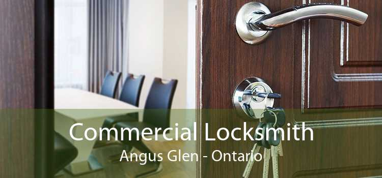 Commercial Locksmith Angus Glen - Ontario
