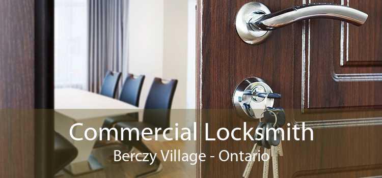 Commercial Locksmith Berczy Village - Ontario