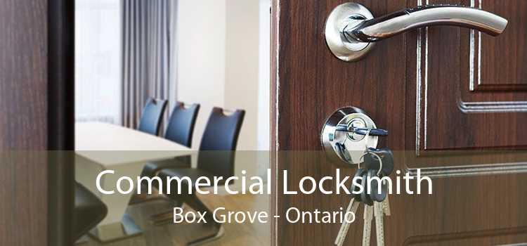 Commercial Locksmith Box Grove - Ontario
