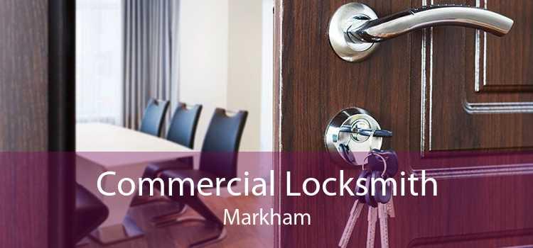 Commercial Locksmith Markham
