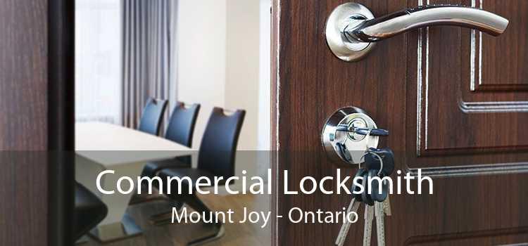 Commercial Locksmith Mount Joy - Ontario