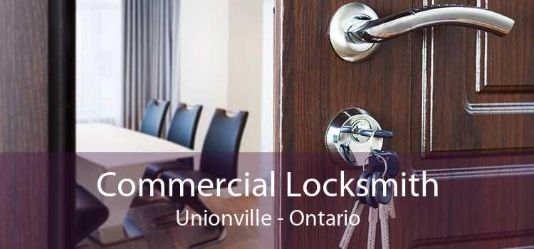Commercial Locksmith Unionville - Ontario