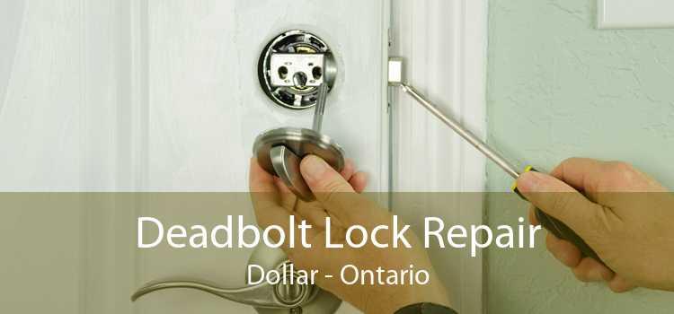 Deadbolt Lock Repair Dollar - Ontario