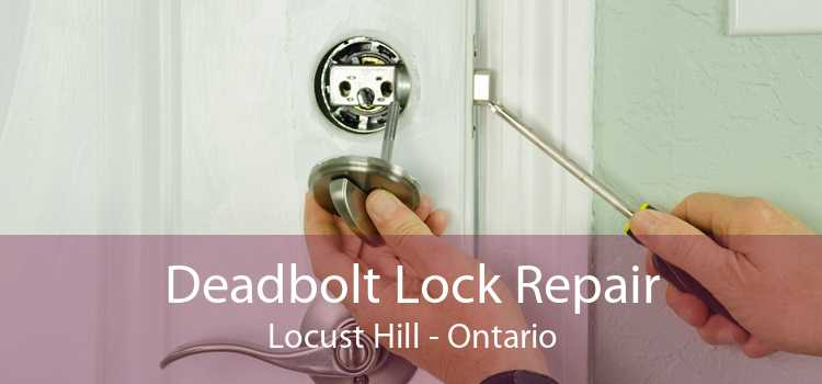 Deadbolt Lock Repair Locust Hill - Ontario