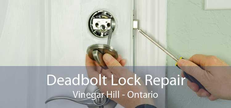 Deadbolt Lock Repair Vinegar Hill - Ontario