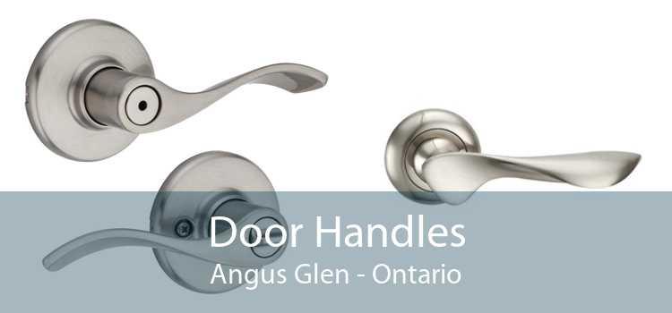 Door Handles Angus Glen - Ontario