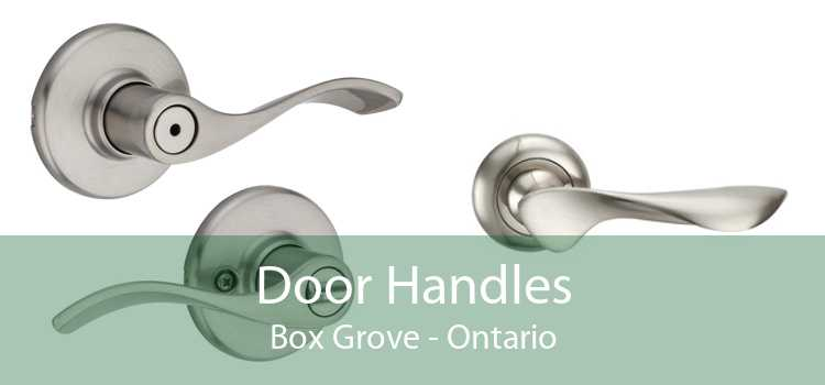 Door Handles Box Grove - Ontario
