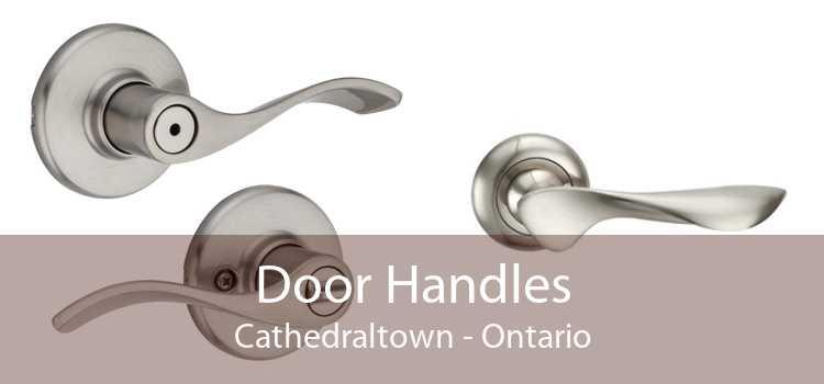 Door Handles Cathedraltown - Ontario