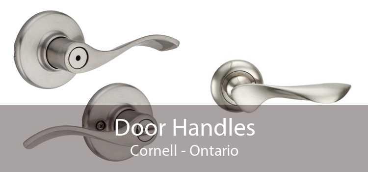 Door Handles Cornell - Ontario