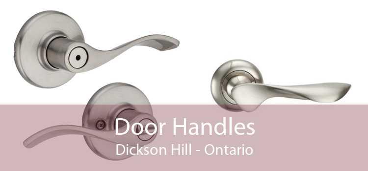 Door Handles Dickson Hill - Ontario