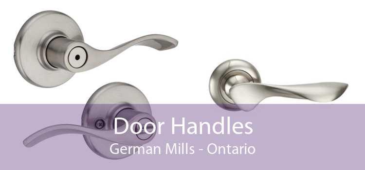 Door Handles German Mills - Ontario