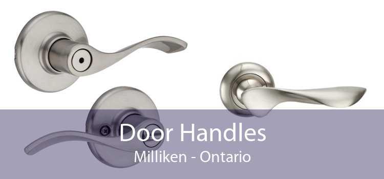 Door Handles Milliken - Ontario