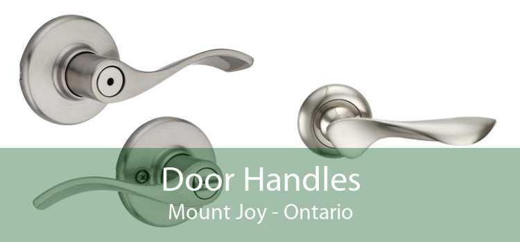 Door Handles Mount Joy - Ontario
